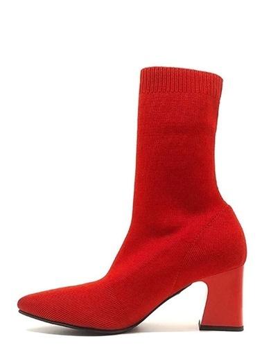 Nemesis Shoes Bot Kırmızı